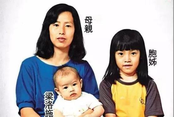 梁洛施19岁未婚生子,2年生下3子,22岁豪门梦破碎不后悔-第2张图片-爱薇女性网