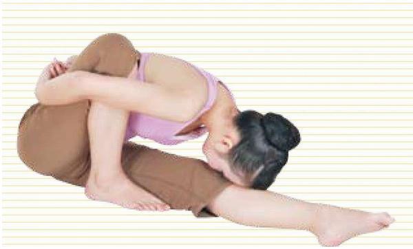 瑜伽理疗,矫正脊柱,塑形美体,拯救你的身姿!-第5张图片-爱薇女性网