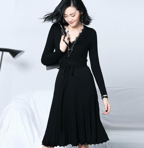 成熟又干练的6套一步裙搭配 让你轻松展现女性的身材和魅力-第4张图片-爱薇女性网