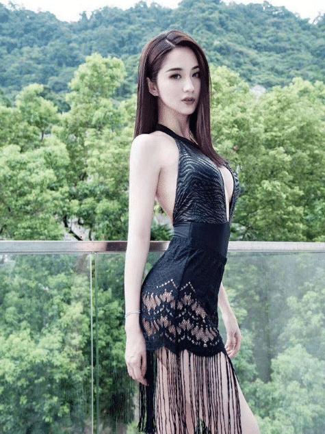 """蓝燕:欧洲人公认的""""东方第一美女"""",仅凭一部作品,火了8年-第1张图片-爱薇女性网"""