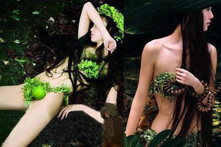 唐嫣《男人装》大尺度性感照-第2张图片-爱薇女性网