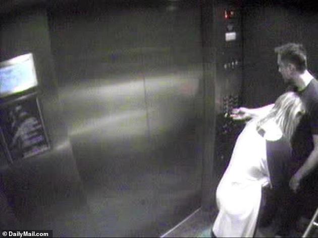德普妻子疑似婚内出轨特斯拉老板,电梯亲热画面曝光-第3张图片-爱薇女性网