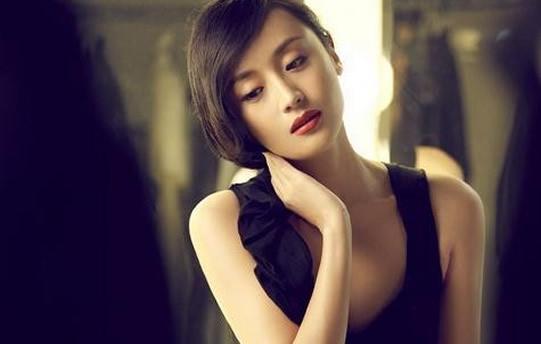 女演员傅淼个人资料 傅淼老公是谁婚纱照曝光-第1张图片-爱薇女性网