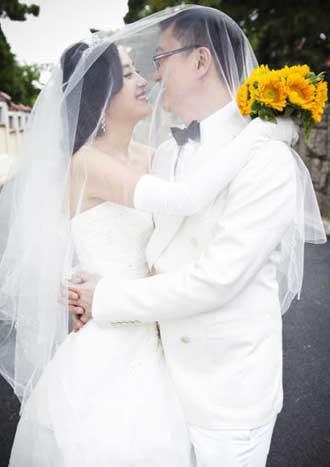 女演员傅淼个人资料 傅淼老公是谁婚纱照曝光-第3张图片-爱薇女性网