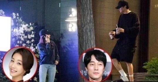 韩星苏志燮和小17岁主播赵恩静低调结婚-第2张图片-爱薇女性网