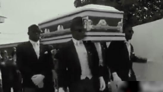 黑人抬棺bgm 黑人抬棺背景音乐及视频内容-第1张图片-爱薇女性网