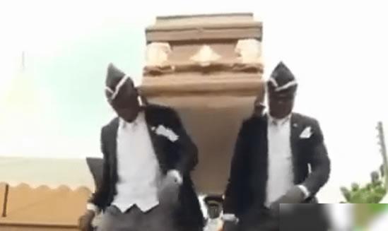 黑人抬棺bgm 黑人抬棺背景音乐及视频内容-第2张图片-爱薇女性网
