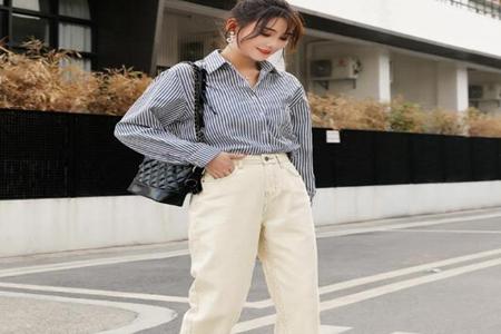 灰色鞋子搭配什么颜色裤子,这三种搭配简约舒适视觉时尚感-第2张图片-爱薇女性网