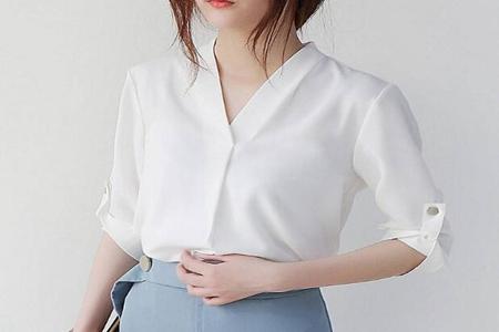 宽松长衬衣怎么搭配,这3款穿衣搭配散发与众不同的个人魅力-第1张图片-爱薇女性网