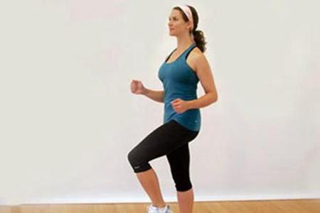 原地跑步能减肥吗,这三个阶段原地跑暴瘦三十斤-第1张图片-爱薇女性网