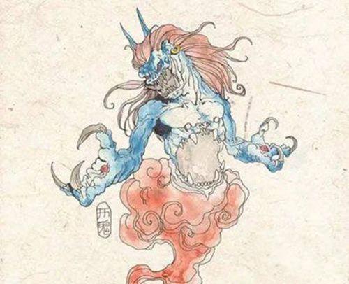 古代传说中八种鬼的长相图片-第4张图片-爱薇女性网