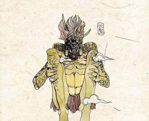 古代传说中八种鬼的长相图片-第5张图片-爱薇女性网