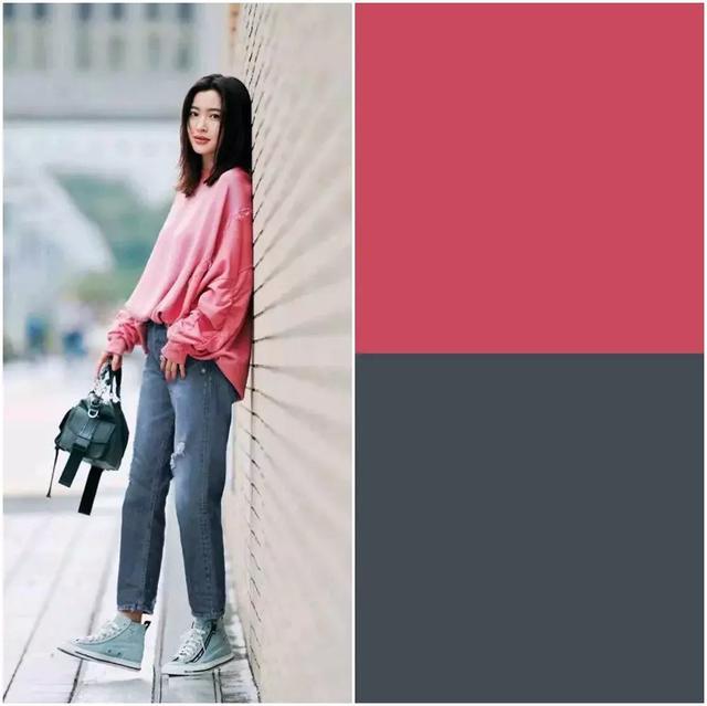 灰色配什么颜色好看-第1张图片-爱薇女性网