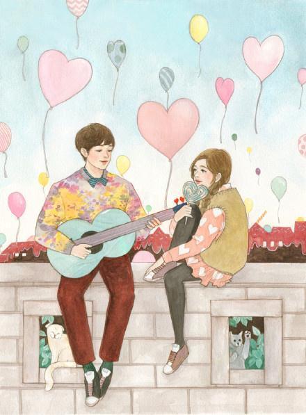 说给女朋友的浪漫情话-第2张图片-爱薇女性网