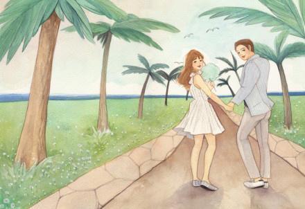 说给女朋友的浪漫情话-第4张图片-爱薇女性网
