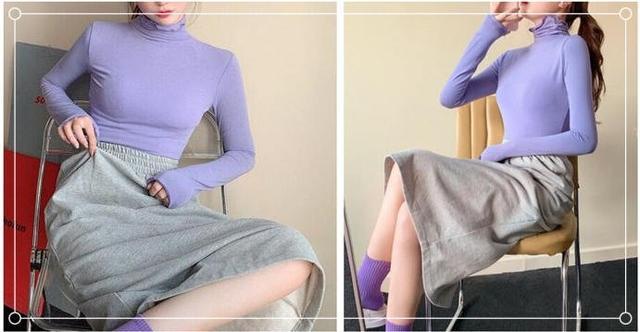紫色配什么颜色好看,这5种颜色搭配简单又优雅-第1张图片-爱薇女性网