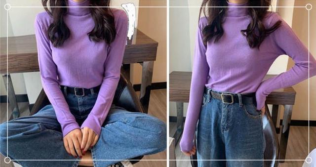 紫色配什么颜色好看,这5种颜色搭配简单又优雅-第3张图片-爱薇女性网