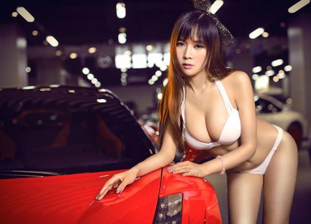 盘点中国十大乳神排行榜,注意不要流鼻血-第6张图片-爱薇女性网
