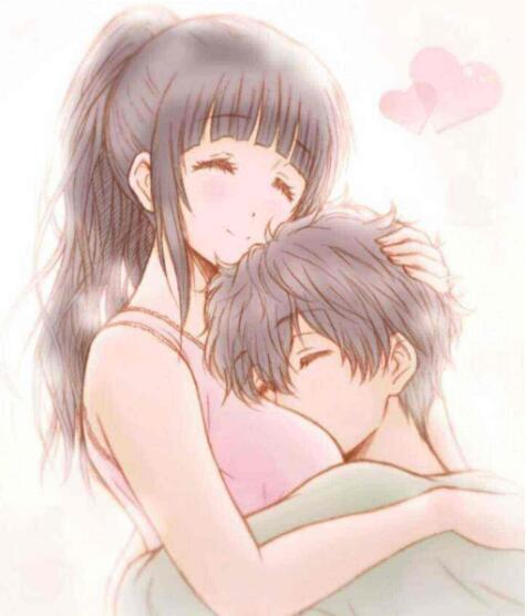 女生把胸贴在男朋友上他什么感觉?-第2张图片-爱薇女性网
