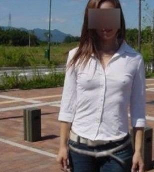 没有穿内衣的女人图片:不小心看到同事的老婆没穿内衣后-第3张图片-爱薇女性网