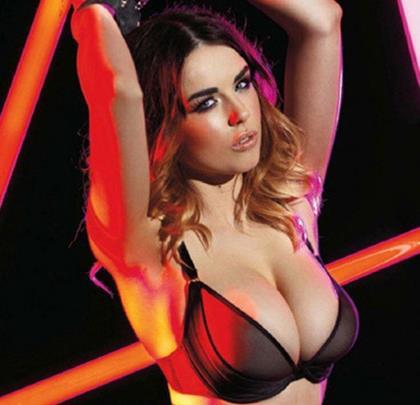 胸部最美的女人:世界最美胸部排行榜-第5张图片-爱薇女性网