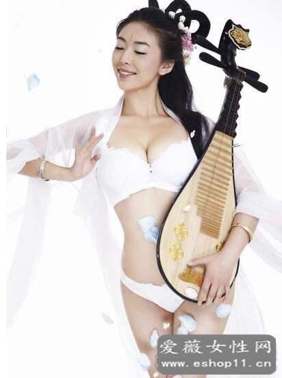 中国第一G奶舞模,萨瑶瑶性感写真集欣赏-第4张图片-爱薇女性网