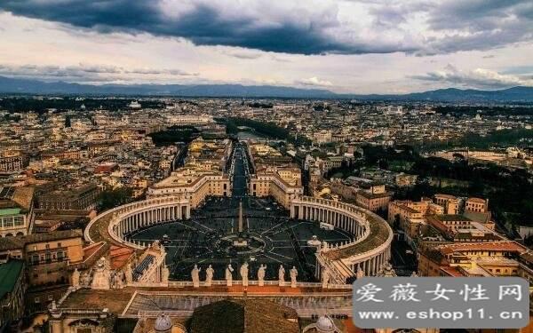 明明是世界上最小的国家,梵蒂冈为什么没人敢打-第3张图片-爱薇女性网