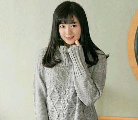 灰毛衣女神铃原爱蜜莉-第2张图片-爱薇女性网