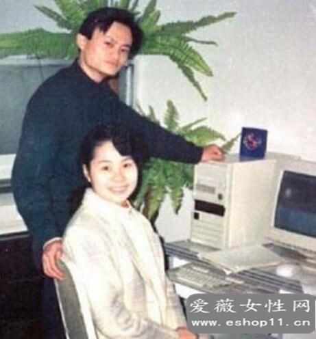 马云一家四口图片曝光,女儿清纯儿子帅气-第1张图片-爱薇女性网
