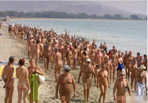天体海滩图片:全球十大天体海滩盘点