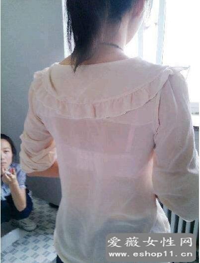 学校发半透明校服能看到内衣,日本校服告诉你这才叫透明-第3张图片-爱薇女性网