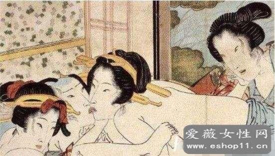 重口味的日本性文化,群交乱交甚至兽交却被政府默许-第2张图片-爱薇女性网