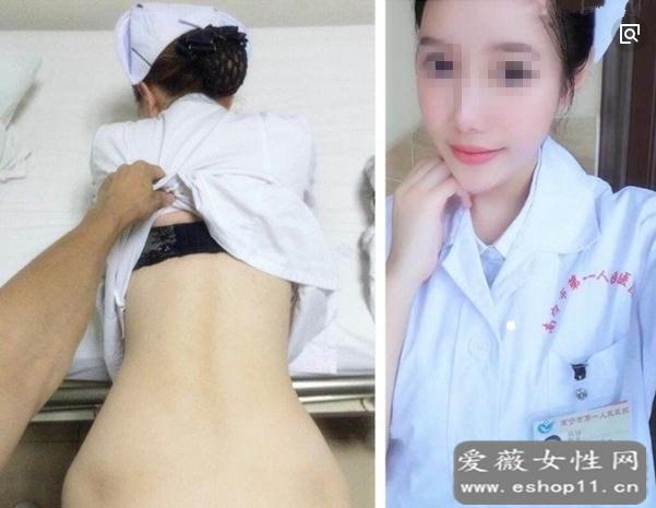 南宁护士门事件真相揭秘,美女护士和视频女主并不是同一人-第1张图片-爱薇女性网