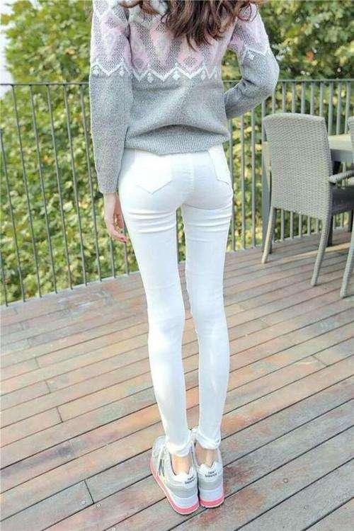 美女臀部图片:女人臀部的七种型态-第5张图片-爱薇女性网