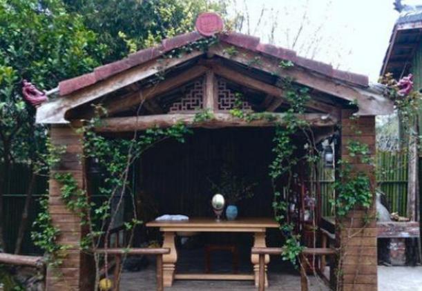 李子柒家的院子全景图曝光:真实场景原来是这样子-第2张图片-爱薇女性网