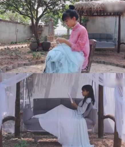 李子柒家的院子全景图曝光:真实场景原来是这样子-第3张图片-爱薇女性网