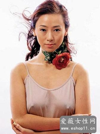 林志玲朱茵坛蜜等10大女星不带胸罩激凸走光图片-第7张图片-爱薇女性网