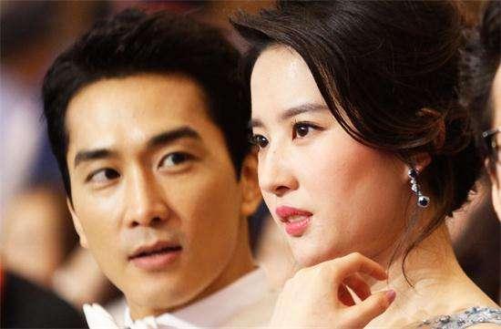 刘亦菲老公是谁及个人资料简介-第2张图片-爱薇女性网