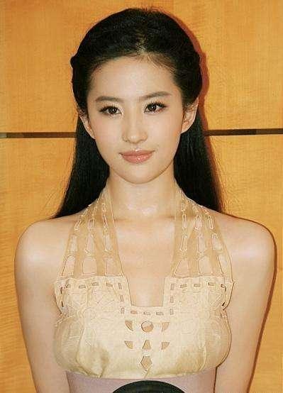 刘亦菲老公是谁及个人资料简介-第4张图片-爱薇女性网