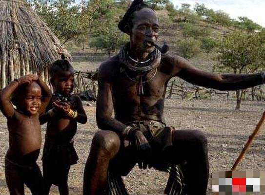 非洲象人族:世界上生殖器最大的民族-第3张图片-爱薇女性网