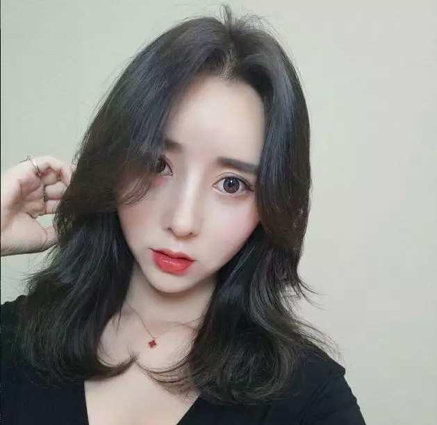 大脸适合什么刘海-第2张图片-爱薇女性网