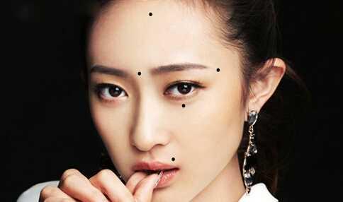 女人面部痣相图解,女人哪里长痣代表有福气-第2张图片-爱薇女性网