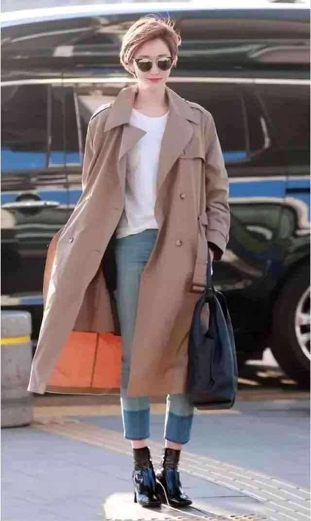 """个子矮的女生怎样穿出纤细感?建议试一下这3种""""鞋裤构成"""",潮流趋势显年轻-第3张图片-爱薇女性网"""