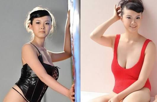 冰漪傲人身材图片,人体模特冰漪个人资料介绍-第2张图片-爱薇女性网