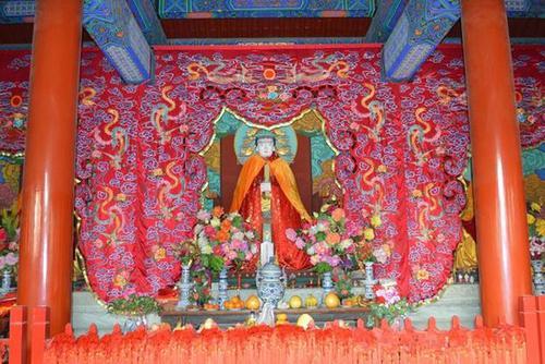 北顶娘娘庙:揭开神秘的北顶娘娘庙事件真相-第2张图片-爱薇女性网