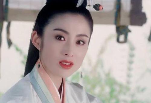 巅峰时期的香港十大女星:个个神仙颜值美到窒息-第8张图片-爱薇女性网