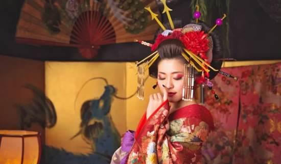 日本花魁是什么身份?她们是怎样接待客人的-第1张图片-爱薇女性网