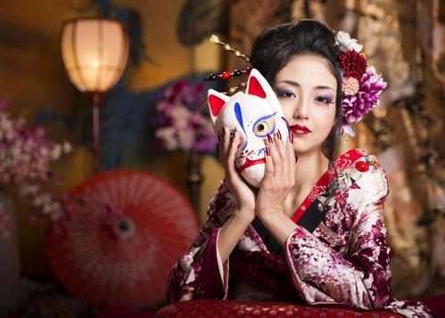 日本花魁是什么身份?她们是怎样接待客人的-第3张图片-爱薇女性网