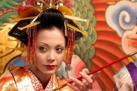 日本花魁是什么身份?她们是怎样接待客人的-第4张图片-爱薇女性网