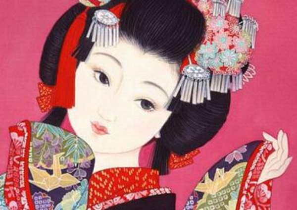 歌舞伎面谱综合征,长得太漂亮可能也是种病-第4张图片-爱薇女性网